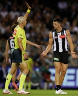 AFL 2021 Round 03 - Collingwood v Brisbane