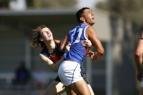 NAB League Boys 2021 - Calder Cannons v Eastern Ranges