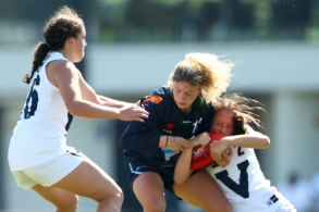 AFLW 2021 U19 Challenge - Vic Country v Vic Metro