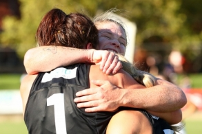 AFLW 2021 Qualifying Final A - Collingwood v North Melbourne