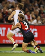 AFL 2021 Round 03 - Essendon v St Kilda