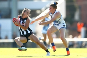 Photographers Choice - AFLW 2021 Finals Week 01