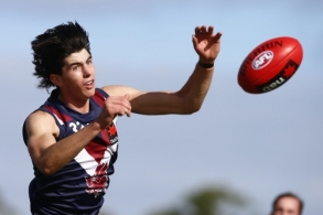 NAB League Boys 2021 - Sandringham Dragons v Oakleigh Chargers