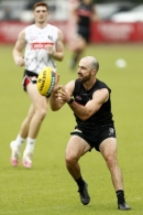 AFL 2021 Training - Collingwood 070421