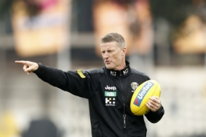 AFL 2021 Training - Richmond 070421