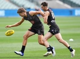 AFL 2021 Training - Port Adelaide 080421