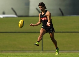 AFL 2021 Training - Collingwood 090421