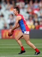 AFLW 2021 First Preliminary Final - Adelaide v Melbourne
