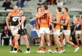 AFL 2021 Round 04 - Collingwood v GWS