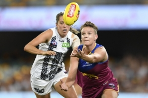 Photographers Choice - AFLW 2021 Finals Week 02