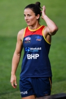 AFLW 2021 Training - Adelaide 140421