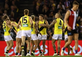AFL 2021 Round 05 - St Kilda v Richmond