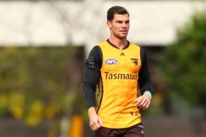 AFL 2021 Training - Hawthorn 160421