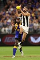 AFL 2021 Round 05 - West Coast v Collingwood