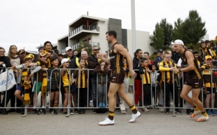 AFL 2021 Training - Hawthorn 170421