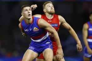 AFL 2021 Round 05 - Western Bulldogs v Gold Coast