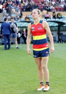 AFLW 2021 Grand Final - Adelaide v Brisbane