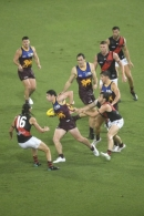 AFL 2021 Round 05 - Brisbane v Essendon