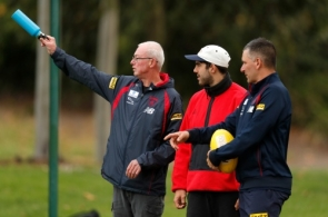 AFL 2021 Training - NAB AFL Academy 220421