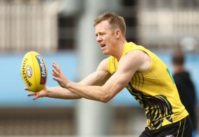 AFL 2021 Training - Richmond 220421