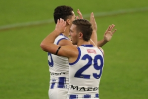 AFL 2021 Round 06 - Fremantle v North Melbourne