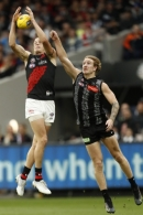 AFL 2021 Round 06 - Collingwood v Essendon