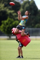 AFL 2021 Training - Gold Coast 280421
