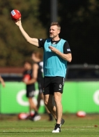 AFL 2021 Training - Collingwood 280421