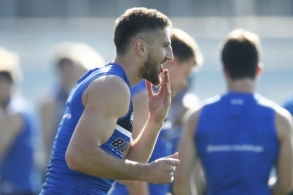 AFL 2021 Training - Western Bulldogs 290421