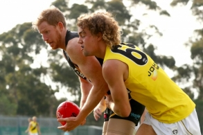 VFL 2021 Round 03 - Werribee v Richmond