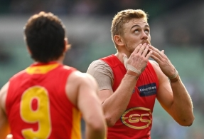 AFL 2021 Round 07 - Collingwood v Gold Coast