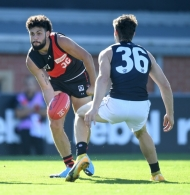 VFL 2021 Round 03 - Essendon v Carlton