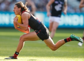 AFL 2021 Round 07 - Essendon v Carlton