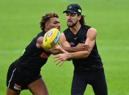 AFL 2021 Training - Collingwood 040521