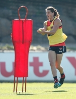 AFL 2021 Training - Essendon 060521