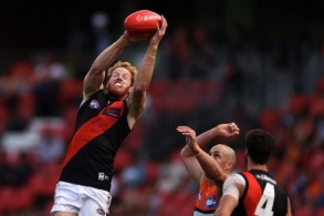 AFL 2021 Round 08 - GWS v Essendon
