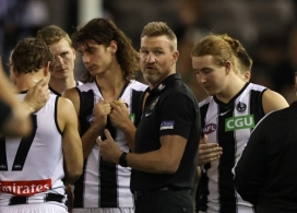 AFL 2021 Round 08 - North Melbourne v Collingwood