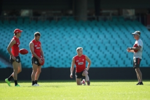 AFL 2021 Training - Sydney 130521