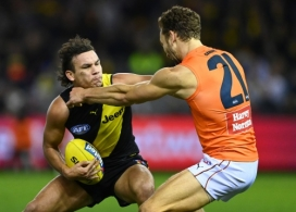 AFL 2021 Round 09 - Richmond v GWS