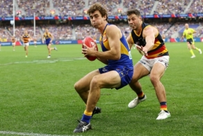 AFL 2021 Round 09 - West Coast v Adelaide