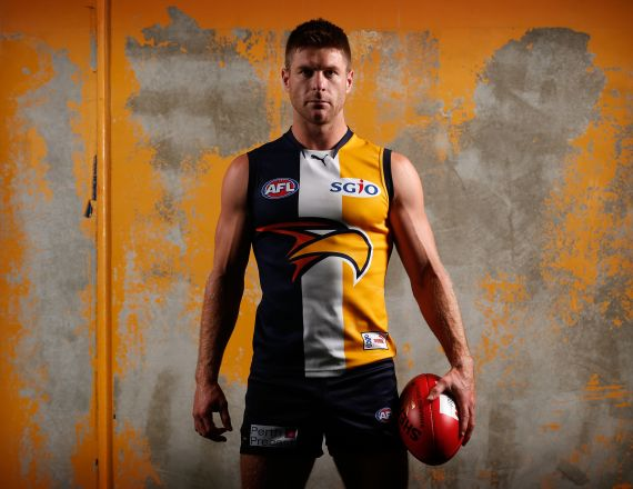 AFL 2013 Portraits - West Coast Eagles