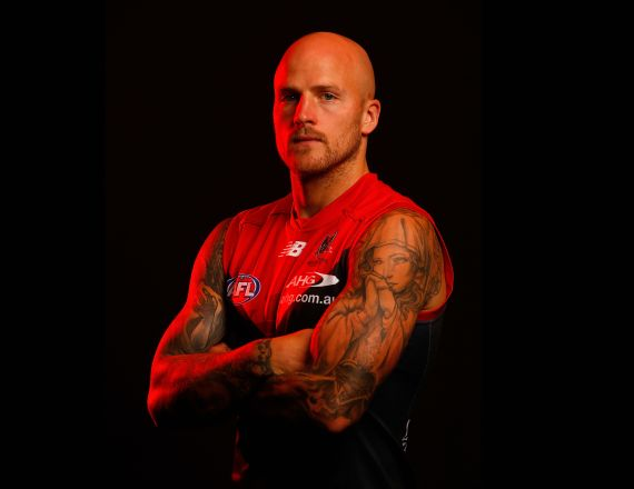 AFL 2014 Portraits - AFL Captains Portraits