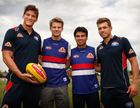 AFL 2014 Media - Western Bulldogs F1 Press Conference
