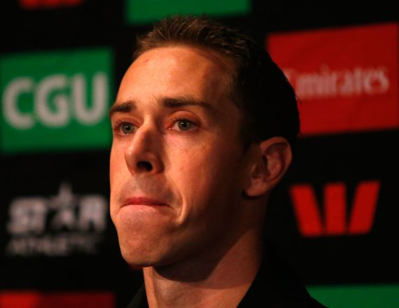 AFL 2014 Media - Nick Maxwell Press Conference 160714