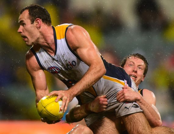 AFL 2014 Rd 18 - West Coast v Richmond