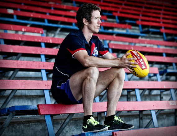 AFL 2014 Media - Western Bulldogs Captaincy Announcement