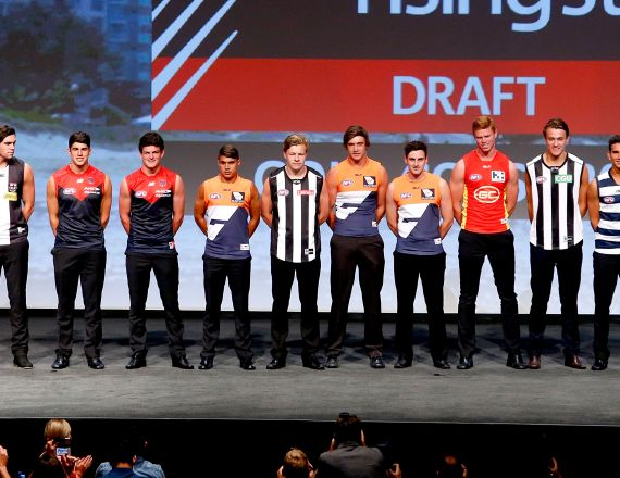 AFL 2014 Media - NAB AFL Draft