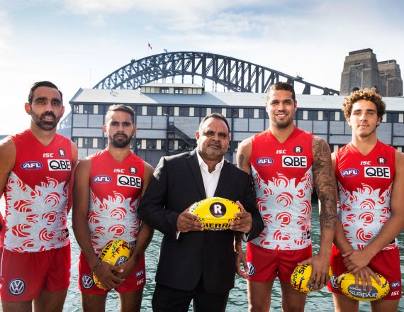 AFL 2015 Media - AFL Indigenous Round Launch