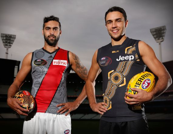 AFL 2015 Media - Dreamtime at the G Launch