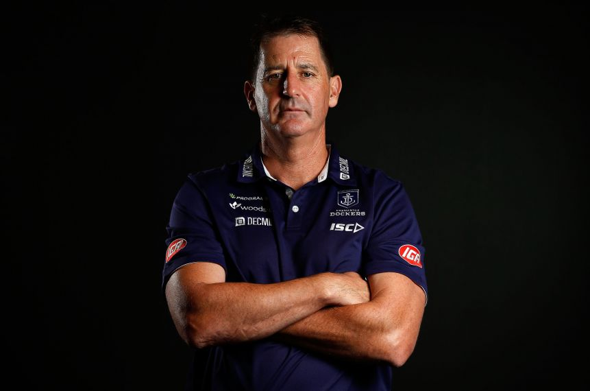AFL 2016 Portraits - Ross Lyon